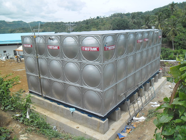 Storage Tank – Cebu Factory