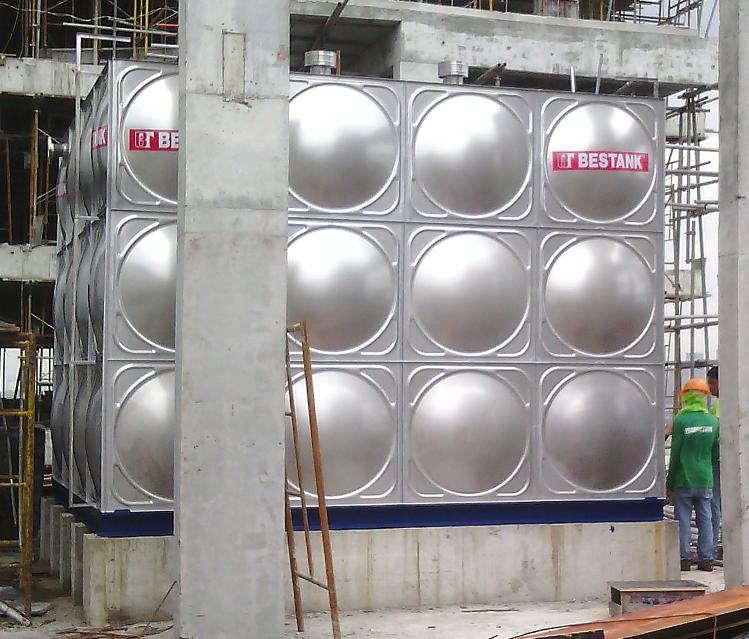 Storage Tank – NAIA Residences