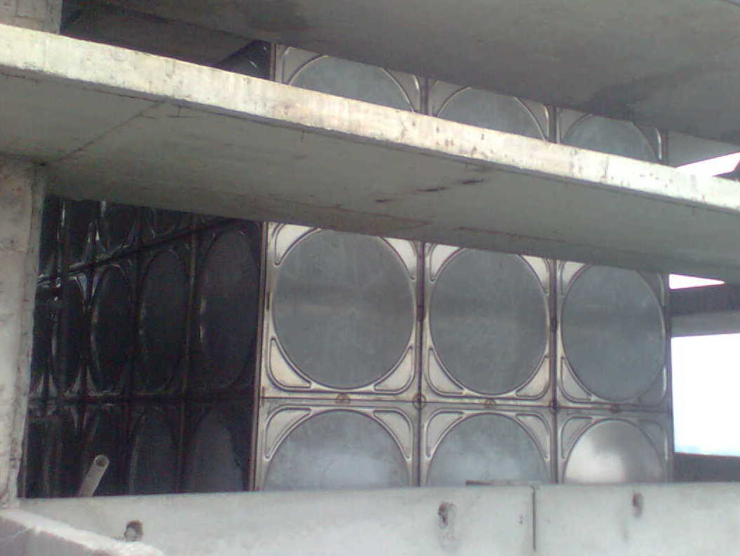 Storage Tank – Pioneer Woodlands