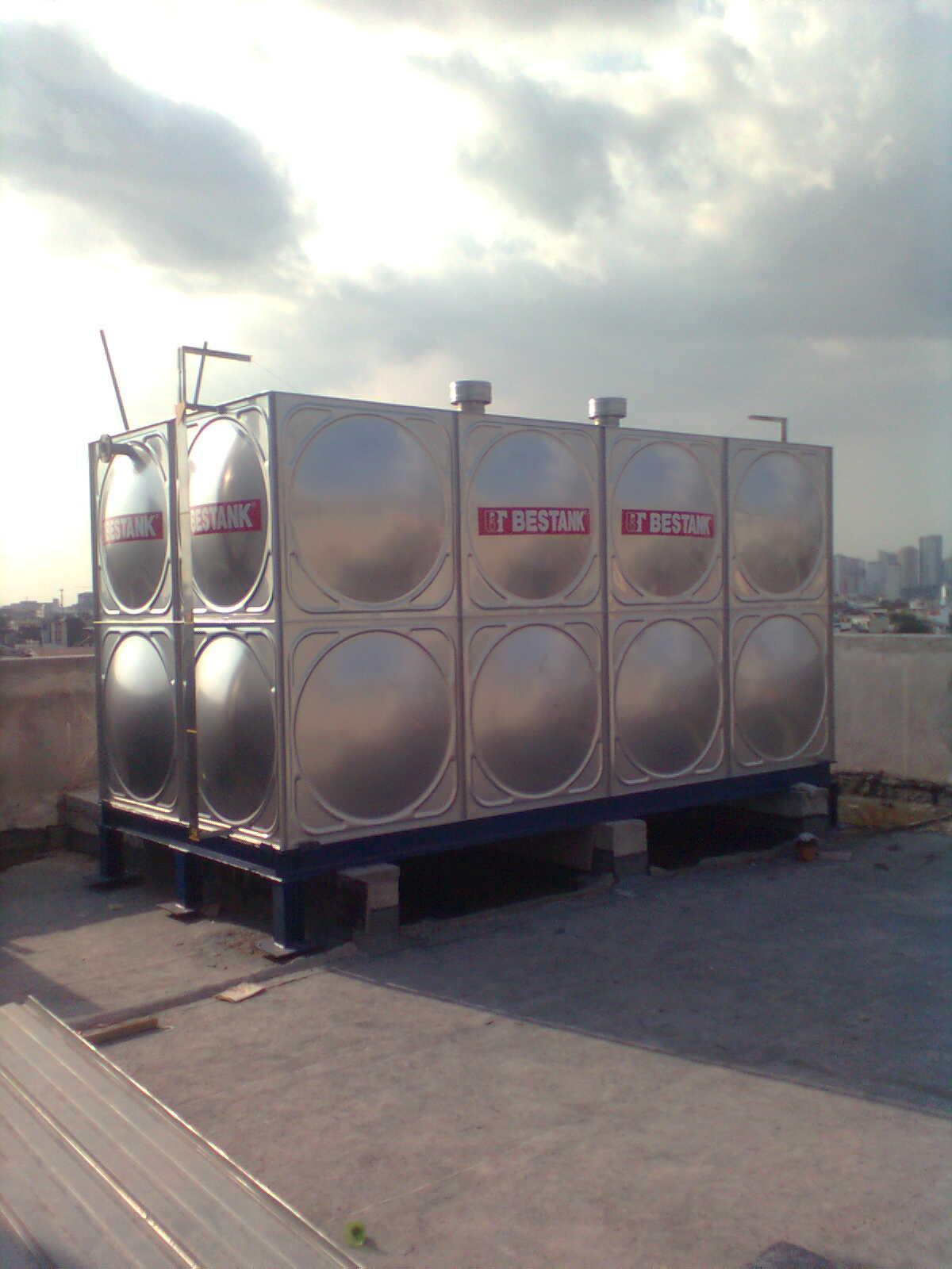 Storage Tank – Aurum