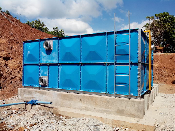 FRP Storage Tank – Camaya Resort