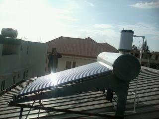 Solar Heater – Residence