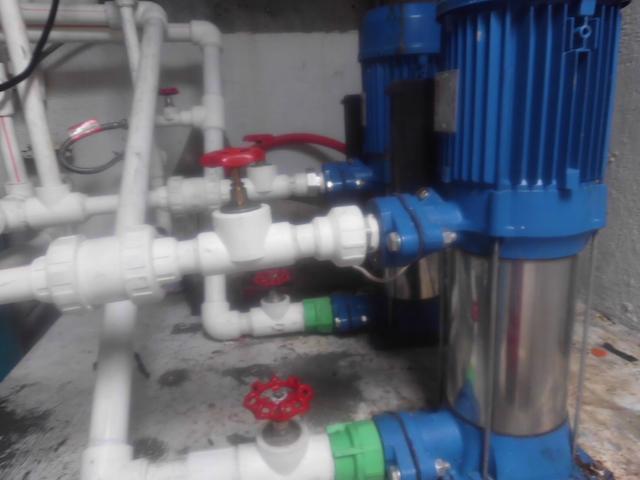 Speroni Duplex Pressure Boosting System