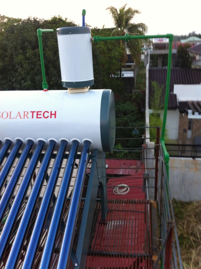 Solartech Solar Water Heater – Residential Butuan City