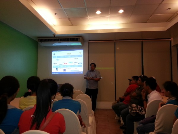 TST visits Naga and Legazpi City!