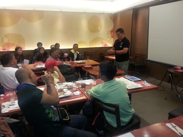 TST Seminar in Pasig City