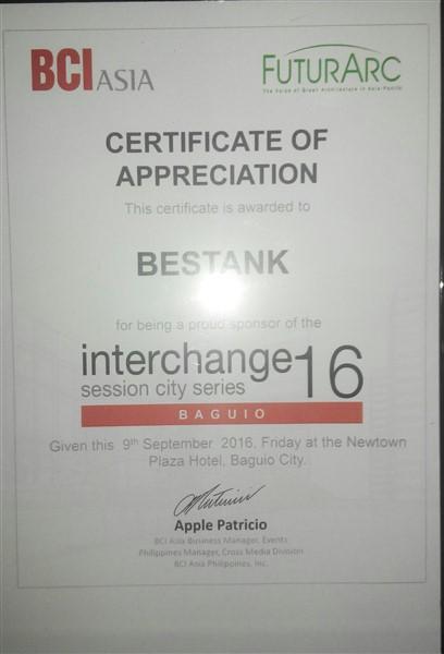 Bestank @ BCI Interchange – Baguio