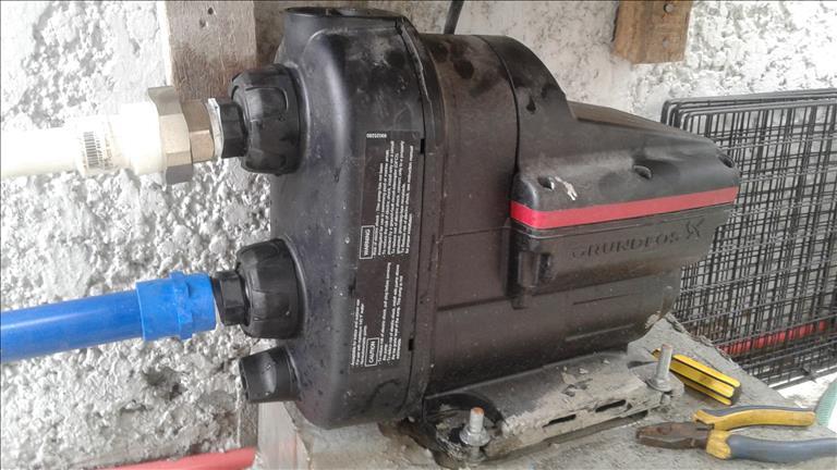 Grundfos Scala 2 Booster Inverter Pump Installation –  Riverside Village Sta. Lucia, Pasig City