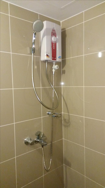 AEG – BS 35E Single Point Water Heater Installation – Eton Tower Makati, Makati City