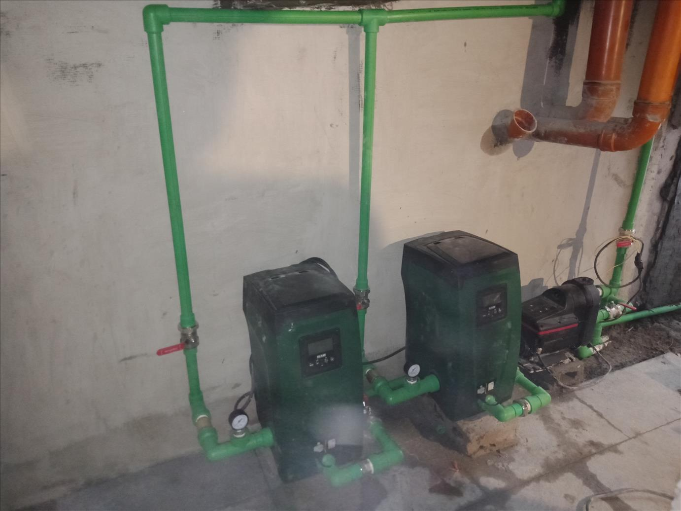 DAB E.sybox Compact Pressure System and Grundfos Scala 2 Booster Inverter Pump Installation – Mckinley West Village, Taguig City