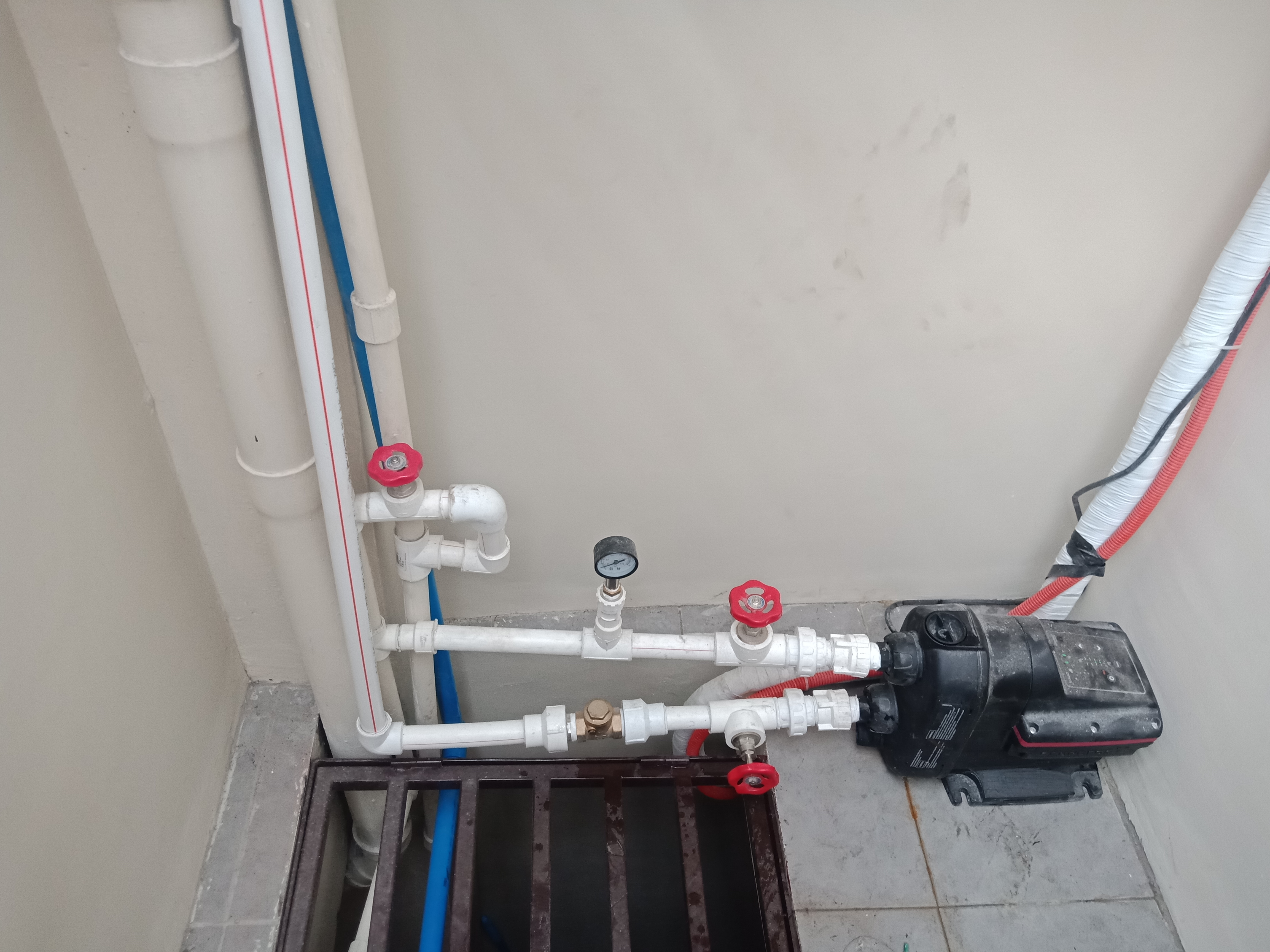 Grundfos Scala 2 Booster Inverter Pump Installation – Villa Carolina Townhomes Balete Drive New Manila, Quezon City
