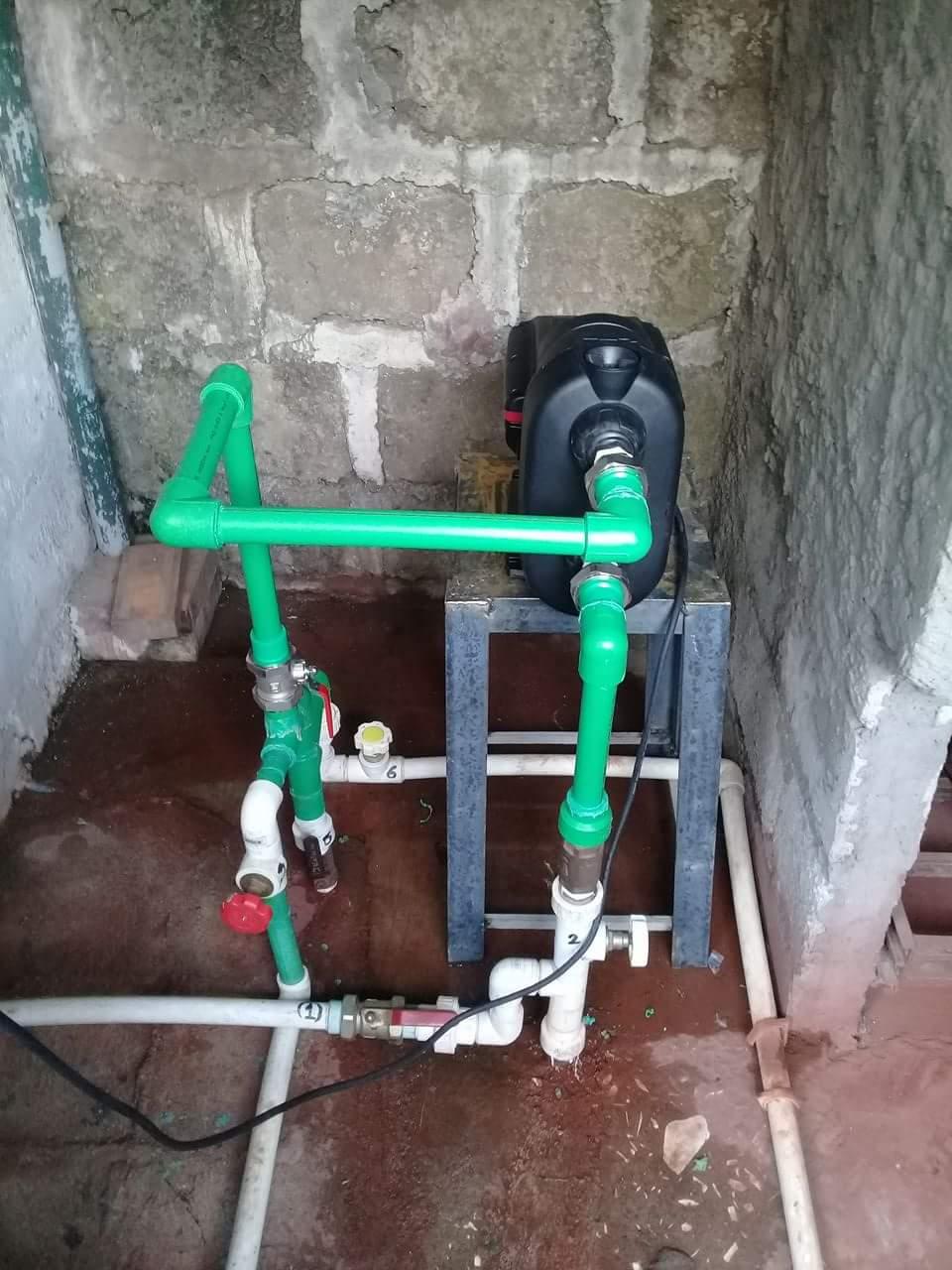 Grundfos Scala 2 Booster Inverter Pump Installation – Brgy. Ugong, Valenzuela City