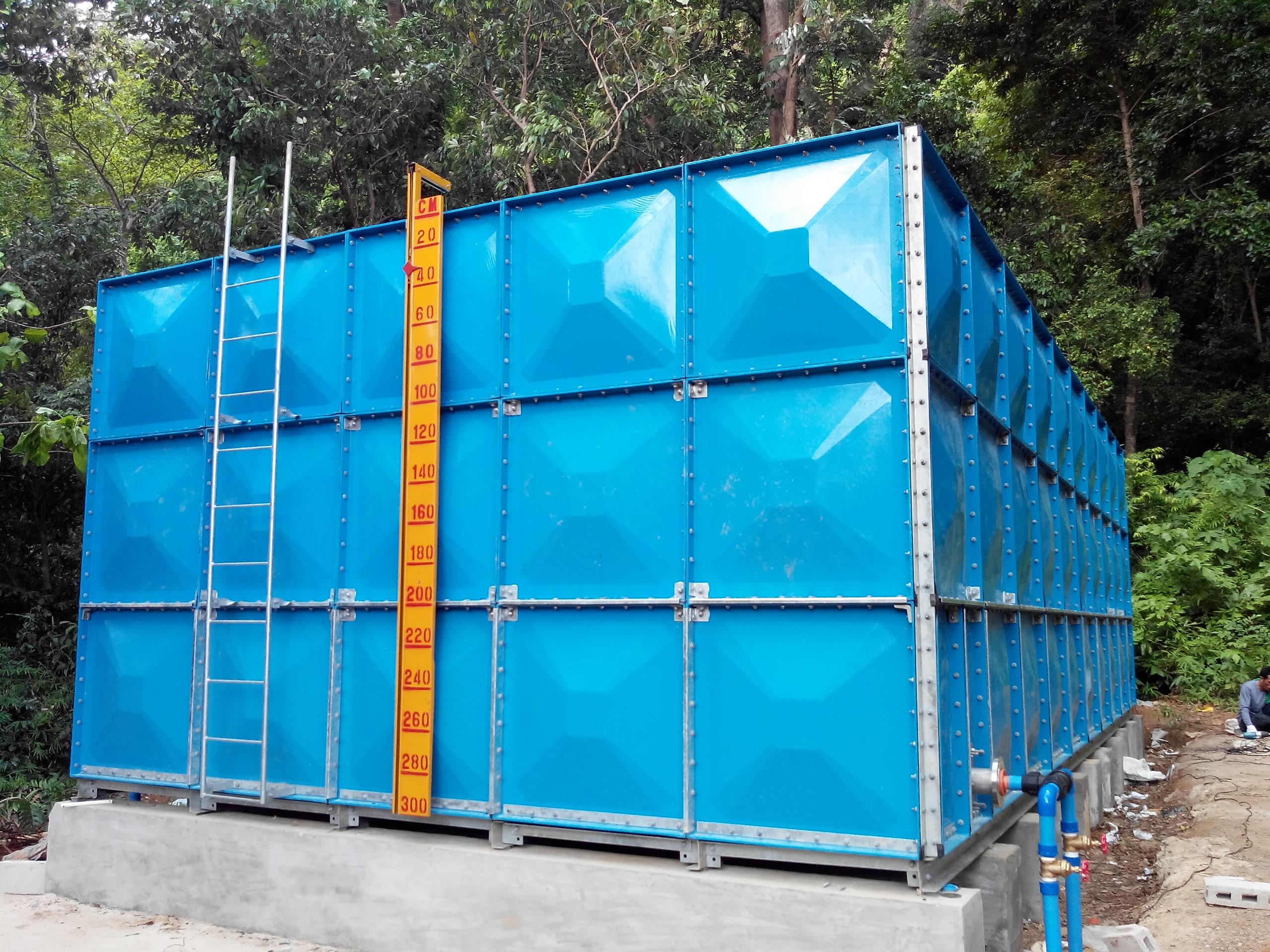FRP Modular Tank – Cauayan Cove